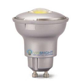Spot LED GU10 4W5 230V blanc neutre 60° 250 Lumens
