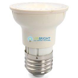 Spot LED E27 4W5 230V blanc froid 140° 270 Lumens