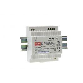 Alimentation LED 12V 60W Entrée 230VAC Rail DIN