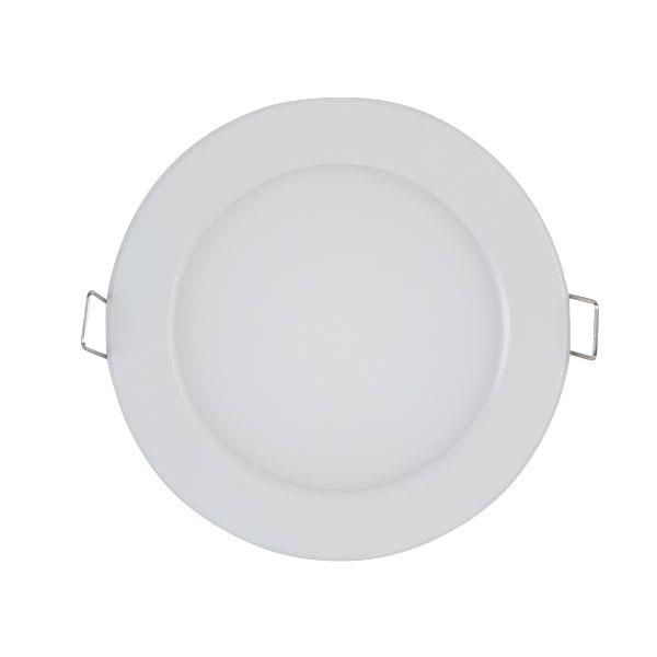 plafonnier led 10w 12v 230v encastrable blanc neutre 36 00 plafonniers led 12v. Black Bedroom Furniture Sets. Home Design Ideas