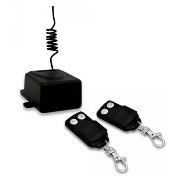 Ensemble metteur r cepteur commande sans fil 57 60 for Digicode sans fil pour porte de garage