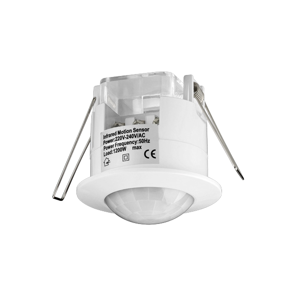 interrupteur infrarouge de plafond encastrer 13 90 commandes d 39 appareils lectriques et d. Black Bedroom Furniture Sets. Home Design Ideas