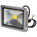 Projecteur LED 20W 12/24V blanc neutre IP65 extérieur