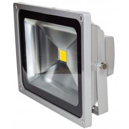 Projecteur LED 50W blanc neutre IP65 extérieur