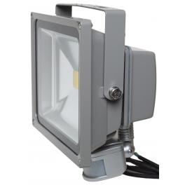 Projecteur LED 30W blanc neutre IR IP54 extérieur