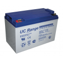 Batterie plomb 12V 100Ah Ultracell gamme UC