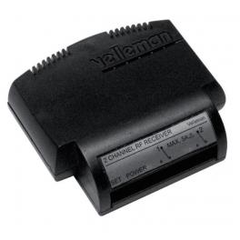 Commande sans fil VM130 2 canaux RF avec télécommande