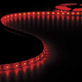 Ruban LED Rouge 12V 10mm x 5m adhésif 300 LEDS IP61