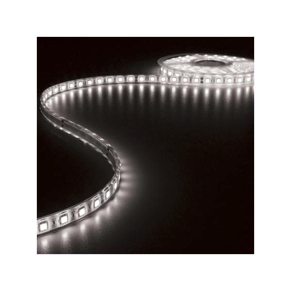 ruban led blanc froid 24v 12mm x 5m 24v 300 leds ip68 99 90 rubans led flexibles pour l. Black Bedroom Furniture Sets. Home Design Ideas