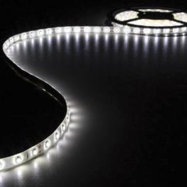 Kit Ruban LED Blanc Froid 12V 8 mm x 3 m 90 LEDS