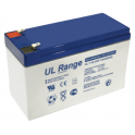 Batterie plomb 12V 7Ah Ultracell gamme UL