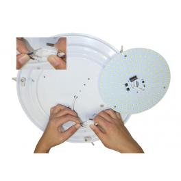 Module LED 15W blanc neutre pour plafonnier