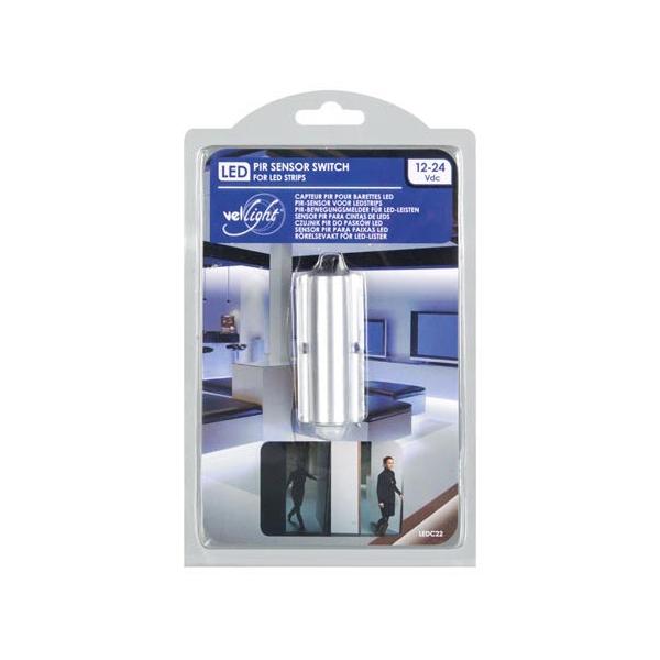 Capteur infrarouge avec retardateur pour r glette led 12v 18 90 accessoires pour rubans led - Reglette led 12v ...