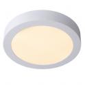 Plafonnier LED rond 24W blanc neutre montage apparent
