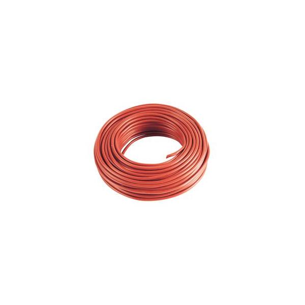 5 m cable rouge 6mm2 pour cablage des syst mes nerg tiques 15 00 accessoires pour panneaux. Black Bedroom Furniture Sets. Home Design Ideas