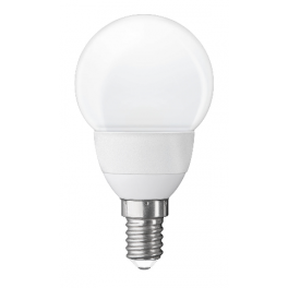 Ampoule LED bulbe E14, 4W 12V-24 VDC, blanc neutre