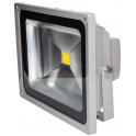 Projecteur LED 50W blanc chaud IP65 extérieur