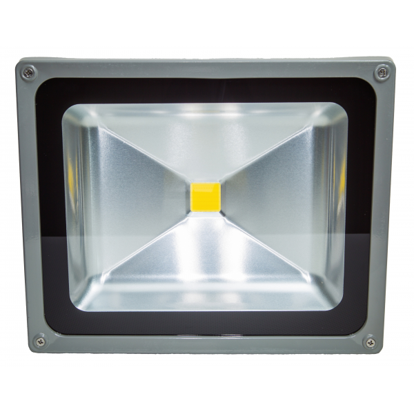 Projecteur led 50w blanc chaud ip65 ext rieur 79 78 projecteurs led rectangulaires - Projecteur led 50w ...