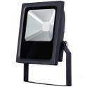 Projecteur LED 20W RVB RF modèle extra-plat