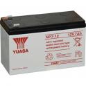 Batterie plomb 12V 7 Ah Yuasa gamme NP
