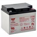 Batterie plomb 12V 38 Ah Yuasa gamme NP
