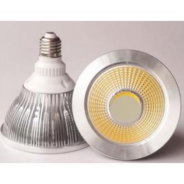 Projecteur LED PAR38 E27 16W 230V blanc chaud 1320 Lumens