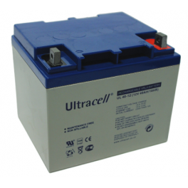Batterie plomb 12V 40Ah Ultracell gamme UL
