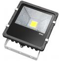 Projecteur LED 30W Blanc chaud modèle slim