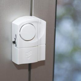 Mini Alarme Pour Porte Fenêtre Placard à Carillons Et Portiers - Alarme porte
