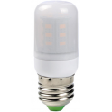 Lampe LED E27, 4W5 12V-24 VDC, blanc chaud