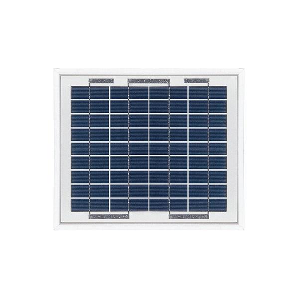 panneau solaire polycristallin 5w 12v 19 90 panneaux solaires. Black Bedroom Furniture Sets. Home Design Ideas