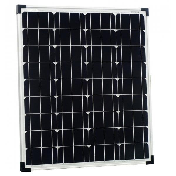 panneau solaire monocristallin nx 80w 12v 159 95 panneaux solaires. Black Bedroom Furniture Sets. Home Design Ideas