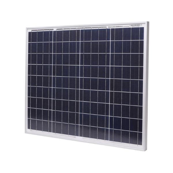 Panneau solaire polycristallin 30w 12v 62 50 panneaux for Panneau solaire sous vide