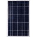 Panneau solaire polycristallin 80W 12V