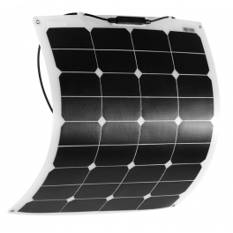 panneau solaire semi flexible 50w monocristallin 184 90 panneaux solaires. Black Bedroom Furniture Sets. Home Design Ideas