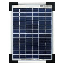 Panneau solaire gamme professionnelle polycristallin 5W 12V