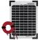 Panneau solaire 5W monocristallin avec câble 2m50