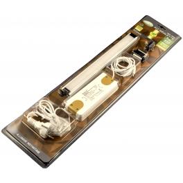 Kit Réglette LED Complet avec accessoires et alimentation