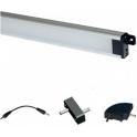 Kit Extension Réglette LED 505 mm avec accessoires
