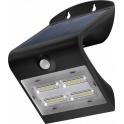 Eclairage Solaire LED Multifonctions IP65 3W2 400 Lumens av capteur IR