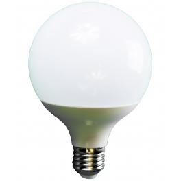 Ampoule LED globe 10W 230V à culot E27 blanc neutre