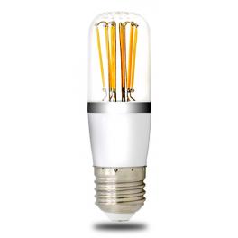 Lampe LED Filament E27, 6W 12V AC/DC, blanc chaud