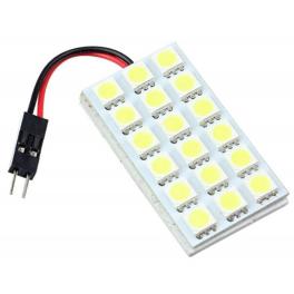 Module LED 12V 22 x 44 mm (18 LEDS)