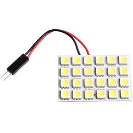 Module LED 12V 29 x 44 mm (24 LEDS)