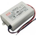 Alimentation LED 24V 36W IP42 Entrée 230VAC