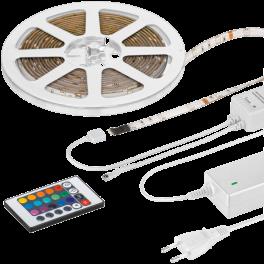 Rubans LED, bandeaux et flexibles