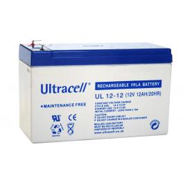 Batterie plomb 12V 12Ah Ultracell gamme UL